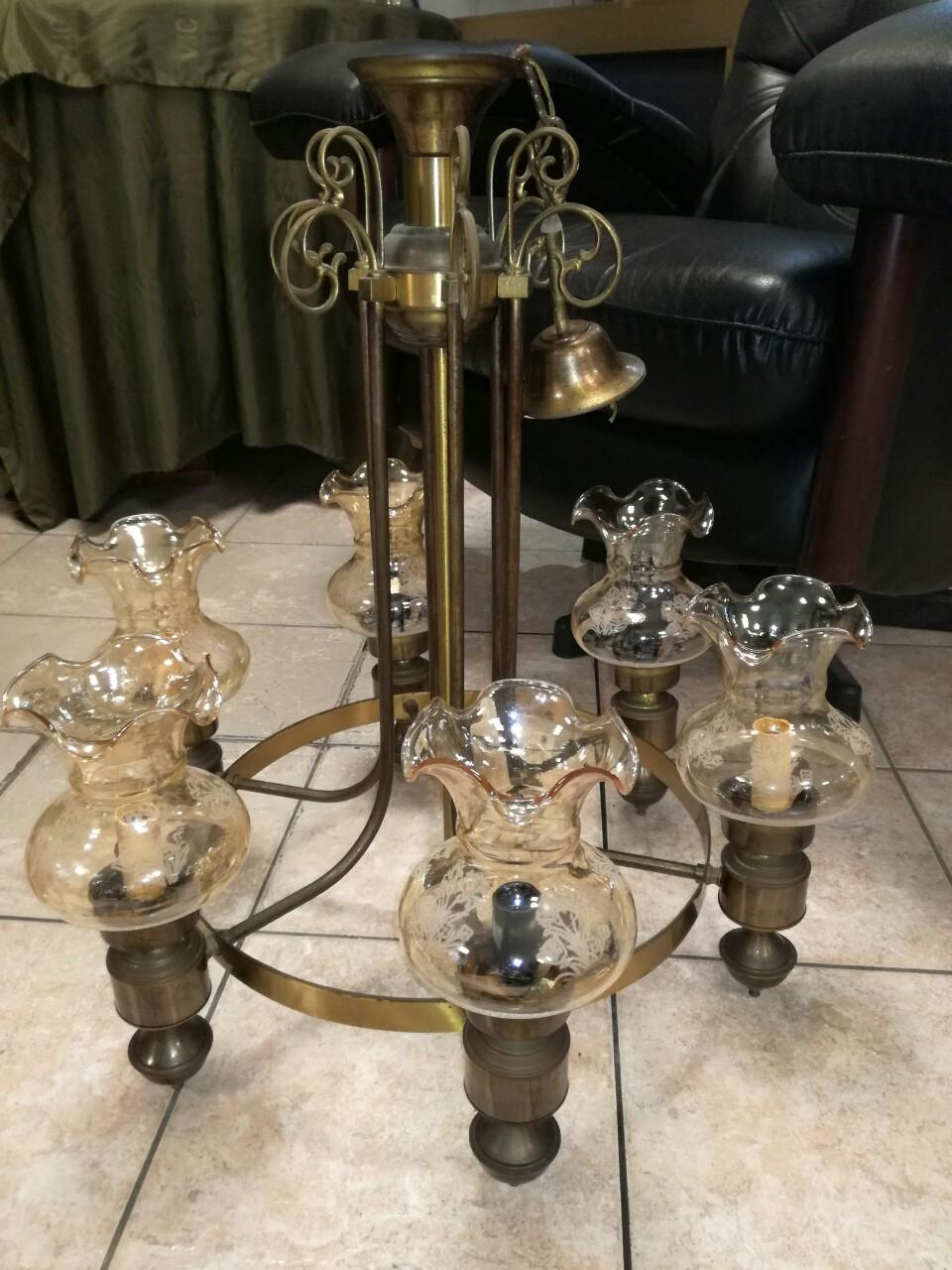 Catanzaro lampade e lampadari usati