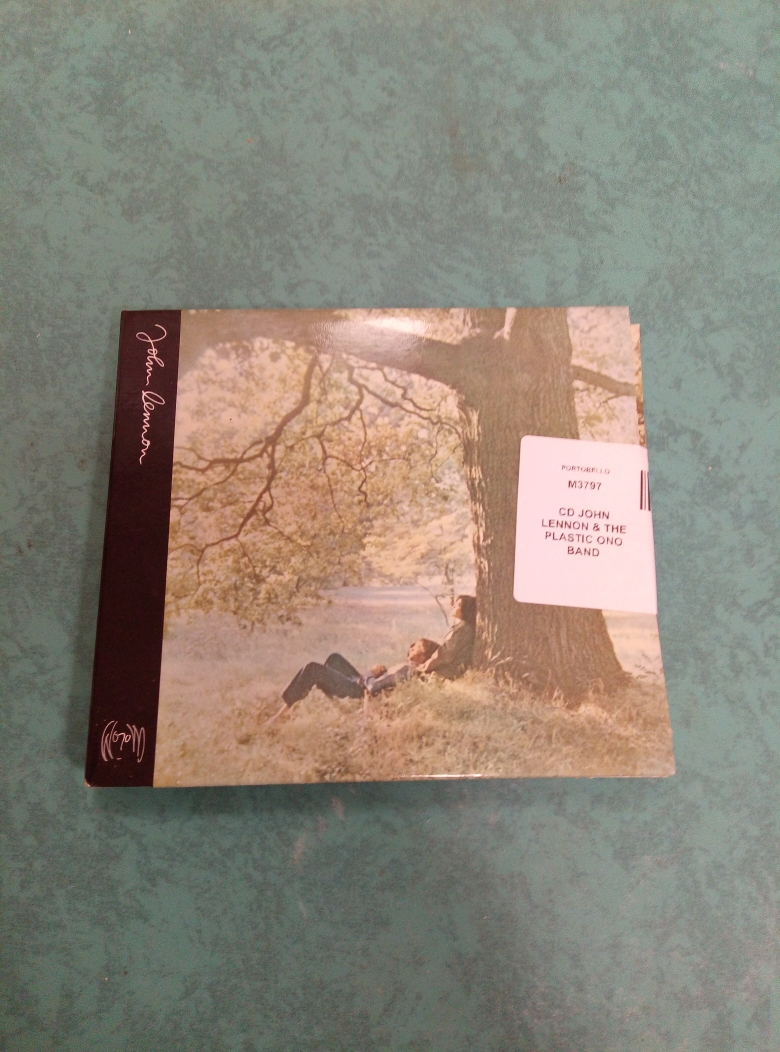 CD JOHN LENNON  & THE PLASTIC ONO BAND