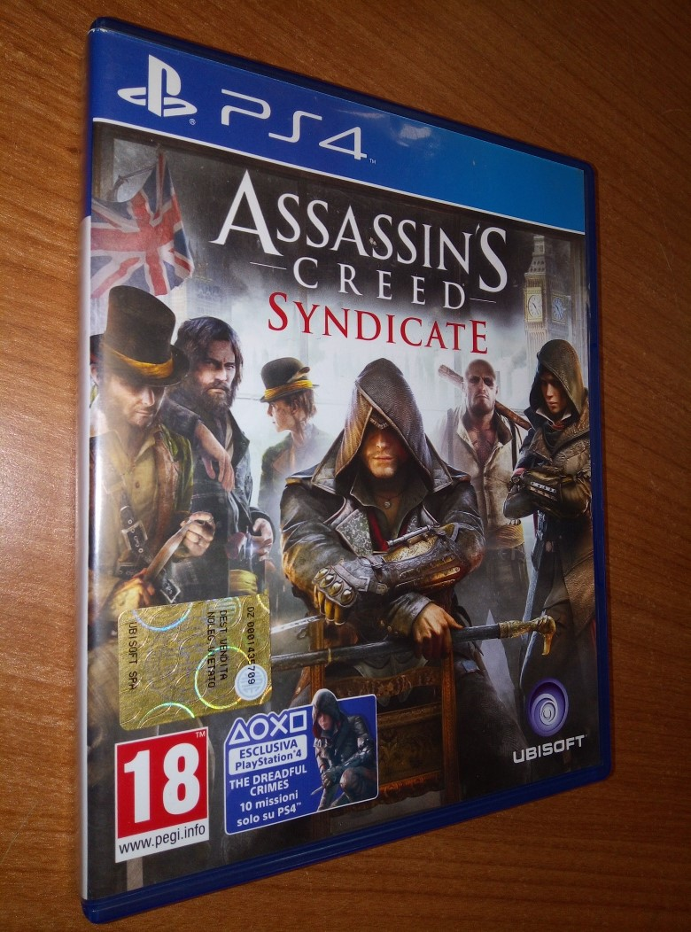 GIOCO PS4 ASSASSIN'S CREED SYNDICATE