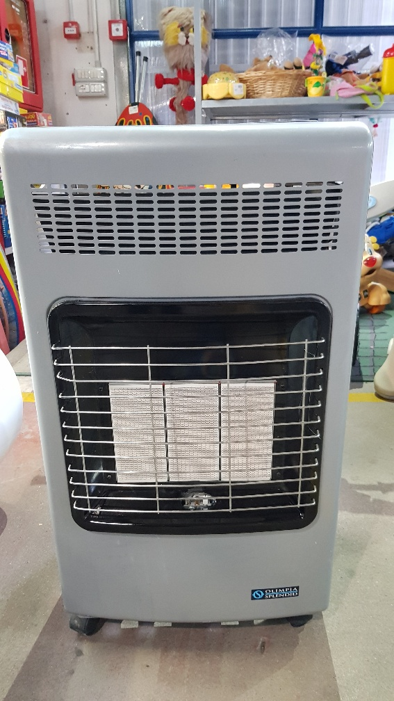 Catanzaro elettrodomestici usati frigoriferi forni for Stufa a gas olimpia splendid