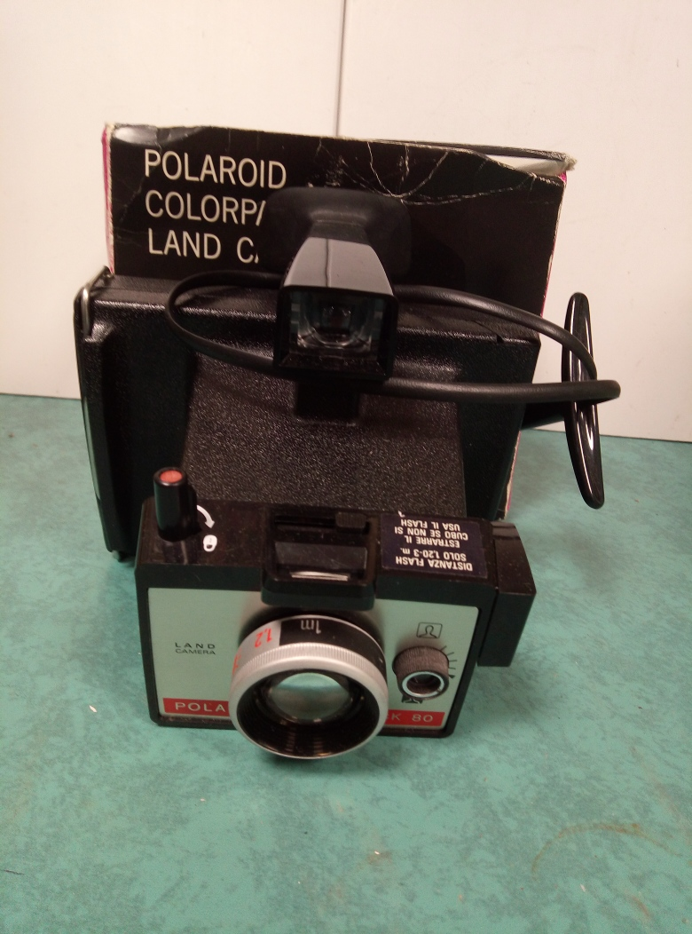 POLAROID COLORPACK 80