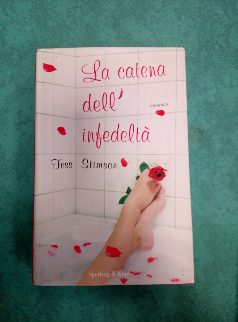 LIBRO   LA CATENA DELL'INFEDELTA