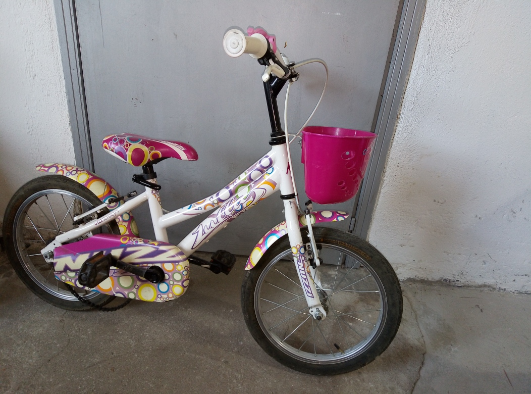 Catanzaro Bicicletta Bimba 2 3 Anni Hello Kitty Mercatino Dellusato