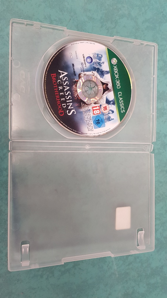 GIOCO XBOX 360  ASSASSIN'S CREED