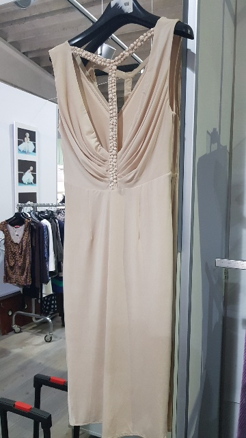 VESTITINO DONNA BEIGE  MARCIANO GUESS TG.M