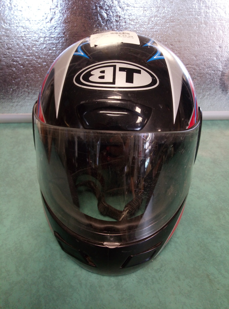 CASCO MOTO BT BY CIF TG XL 61 GR. 1275