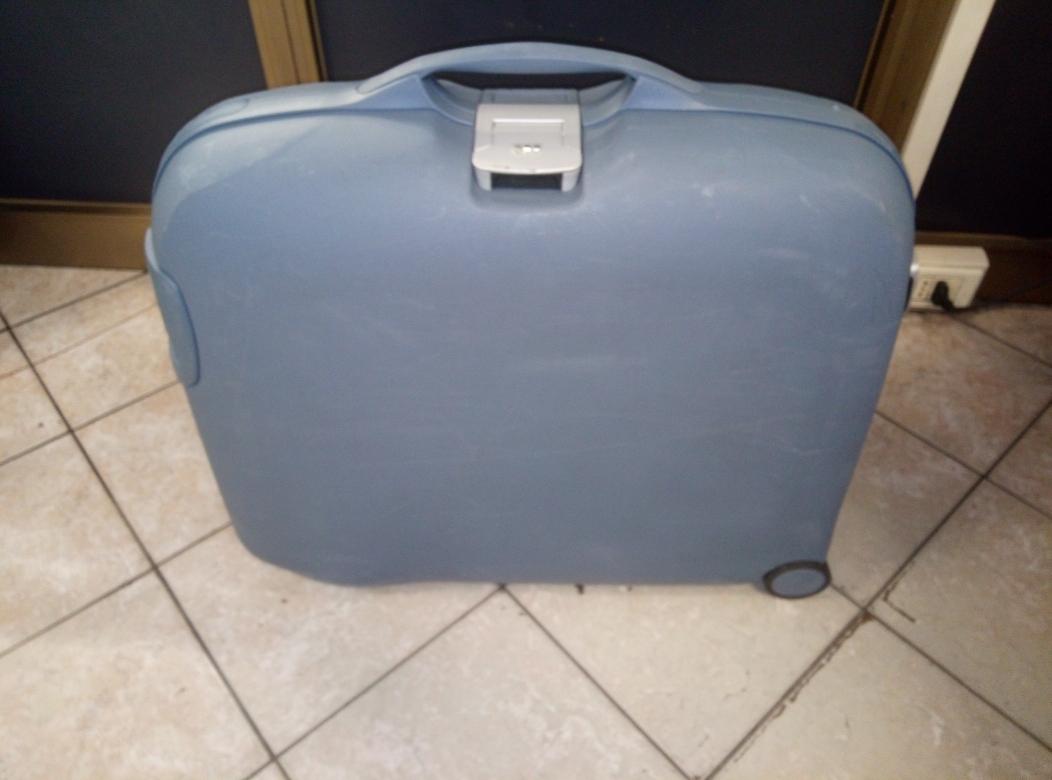 VALIGIA RIGIDA SAMSONITE MEDIA